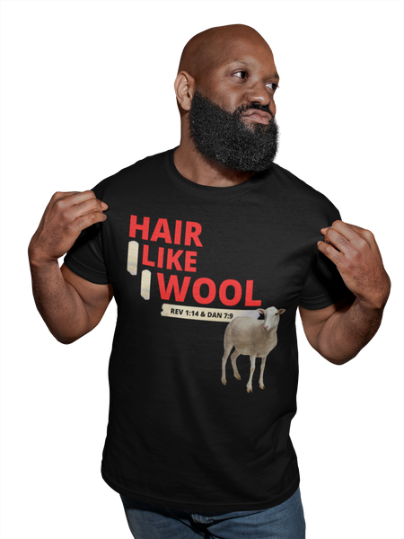 JF (Hair Like Wool) T-Shirt