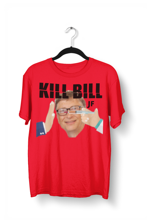 JF KillBill Short-Sleeve Unisex T-Shirt