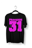 JF Proverbs31 Sports Style T-shirt
