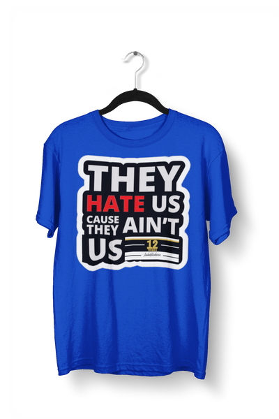 JF They-Hate-Us (B&Y) T-shirt