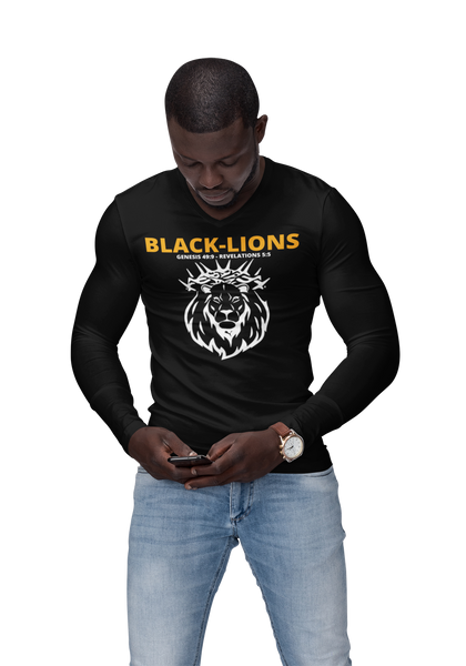 JF Black Lions Long sleeve T-shirt