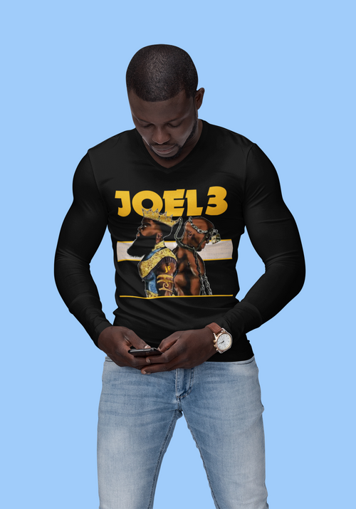 JF Joel 3 Unisex Long Sleeve Tee