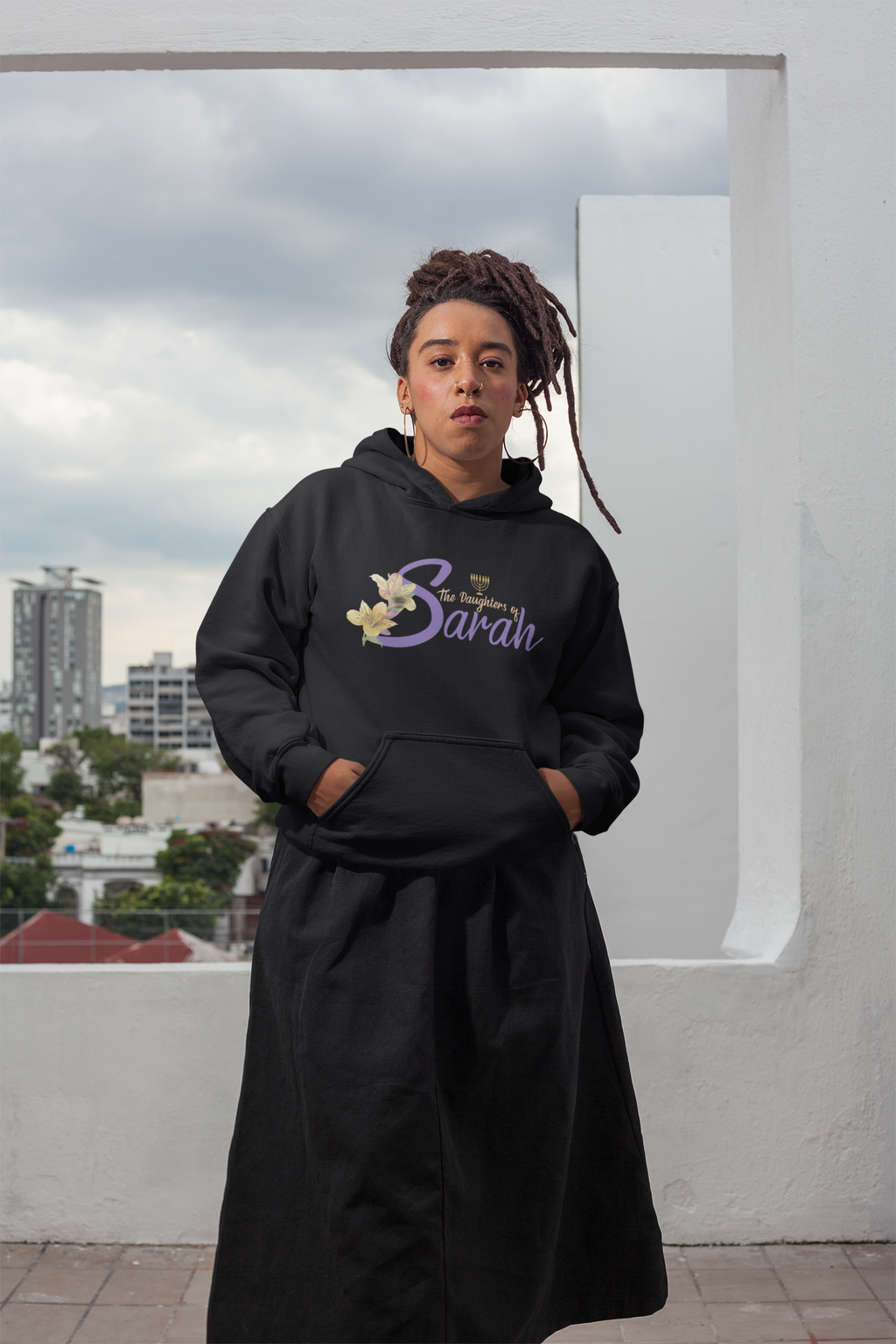 DOS - Daughters of Sarah Official Hoodie