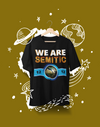 We Are Semitic - Casual T-shirt