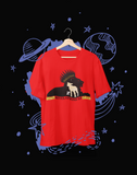 JF Lion & Lamb T-shirt (Red)