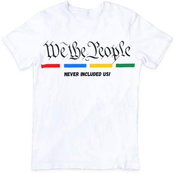 JF #WeThePeople T-shirt (White)