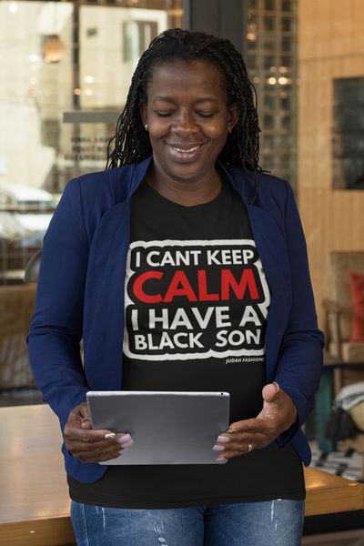 JF I Can't Keep Calm T-shirt