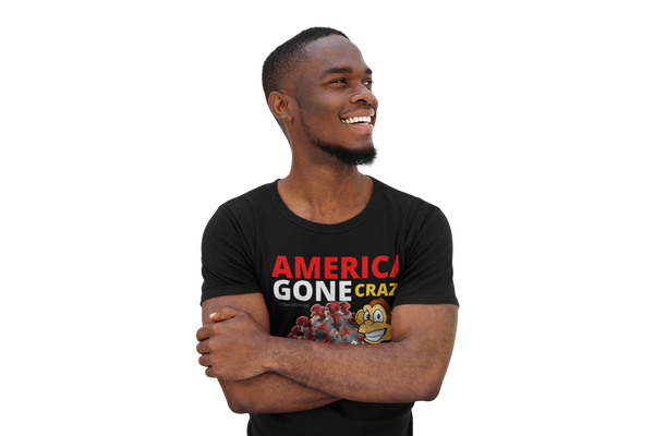 JF America Gone Crazy T-shirt
