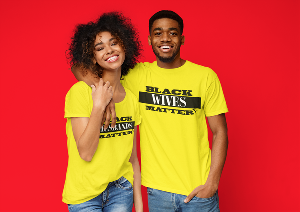 JF  (Black Wives Matter) T-shirt