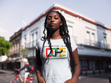 JF Being Melanated Women's Cotton T-Shirt