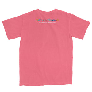 DJ & The Imagifriends Paint Brush Logo Adult Tee