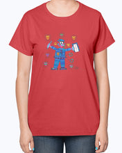 Load image into Gallery viewer, Policewoman Hero Ladies T