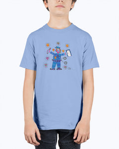 Policewoman Hero Youth T