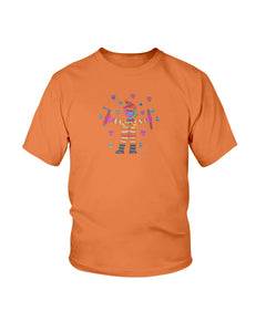 Lady Firefighter Hero Youth T