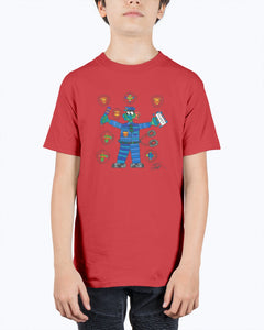 Policeman Hero Youth T