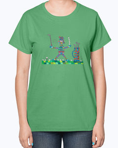 Golfer Friend Ladies T