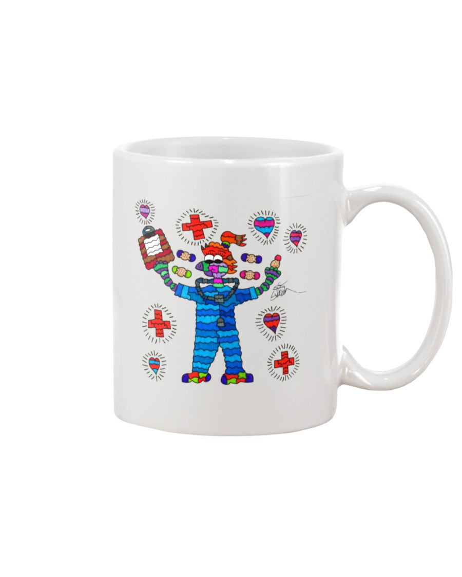Ms. Nurse Hero 11 oz. Mug