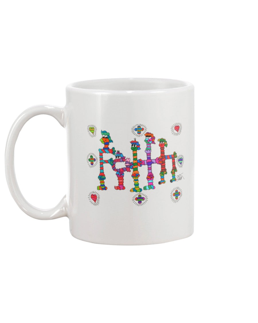 Faith 11 oz. Coffee Mug