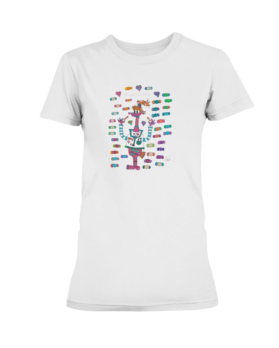 Dr. Lucy Ladies T