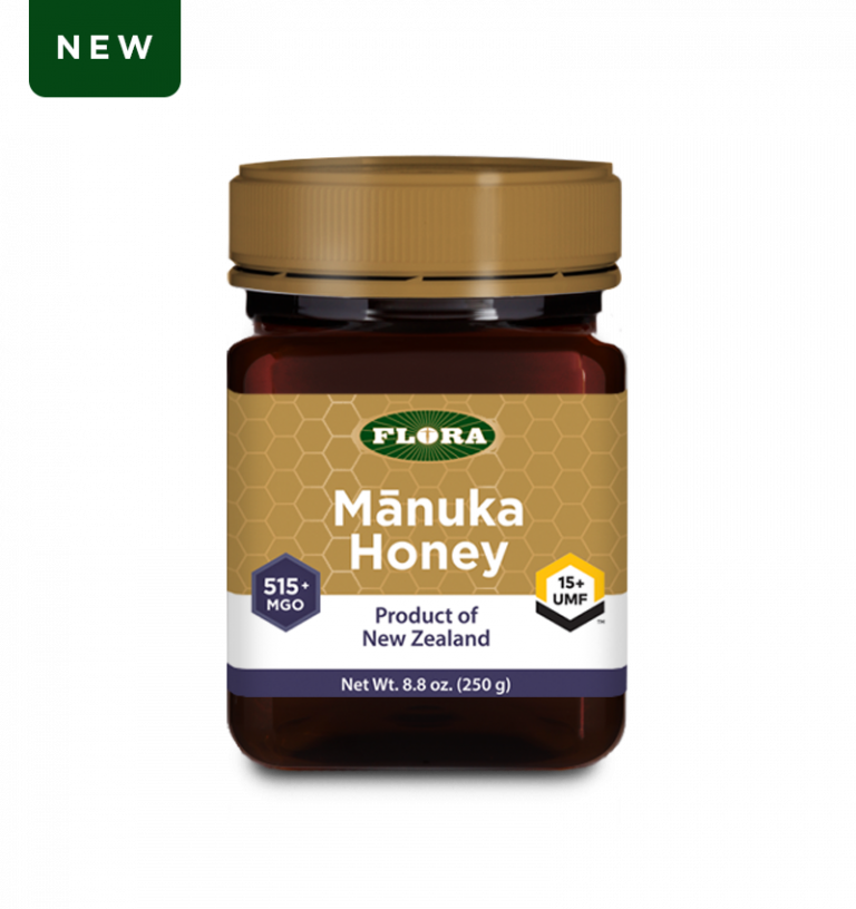 100% Pure Manuka Honey MGO 515+/15+ UMF