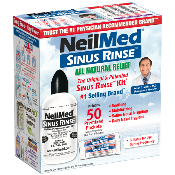 Sinus Rinse by NeilMed