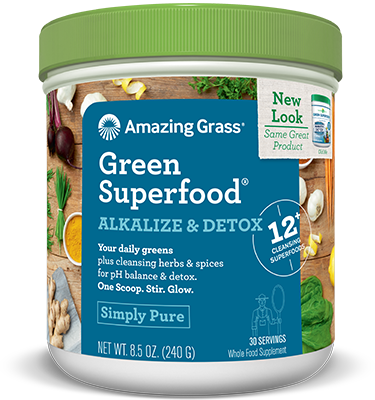 Green Superfood Alkalize & Detox 30 Servings