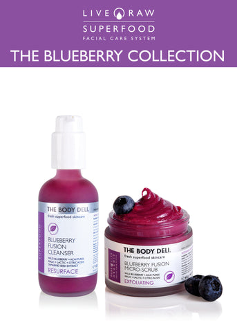 THE BLUEBERRY COLLECTION