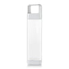 Square Water Bottle BPA Free Available in 7 Colors