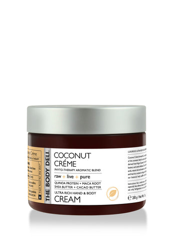 Coconut Créme Hand & Body Cream