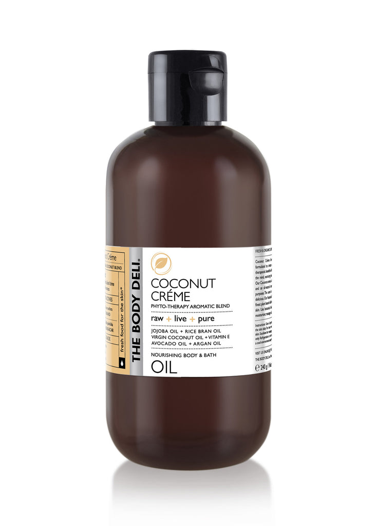 Coconut Créme Body Oil