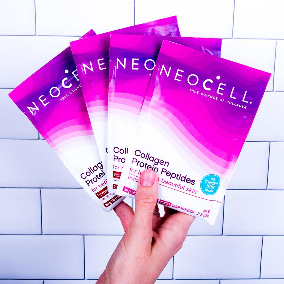 Neocell Collagen Protein Peptides Box of 16 Packets