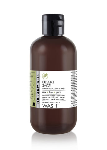 Desert Sage Hand & Body Wash