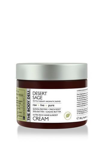 Desert Sage Hand & Body Cream