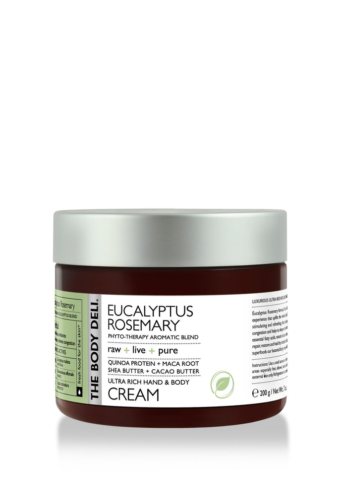 Eucalytpus Rosemary Hand & Body Cream