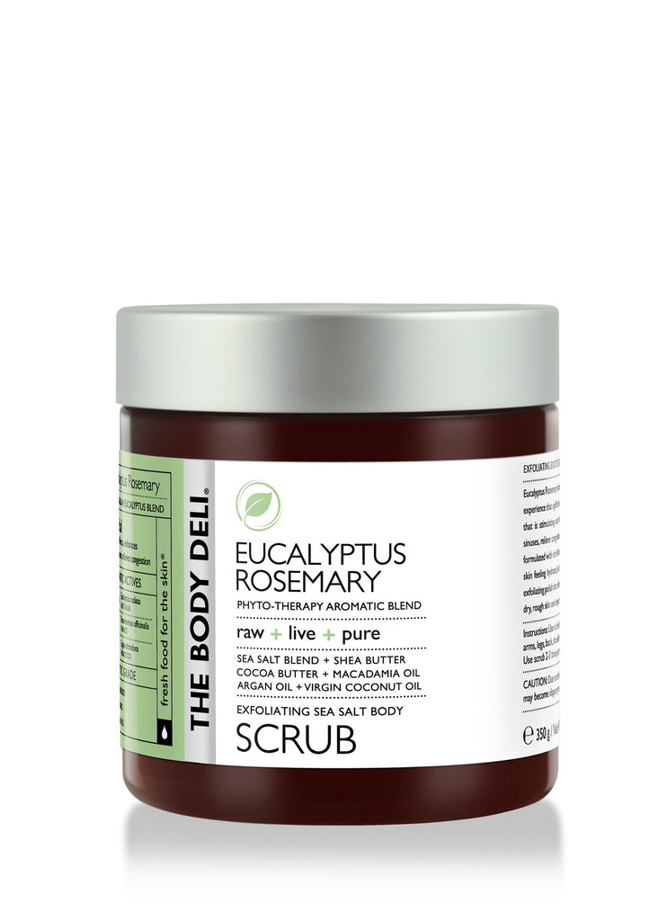 Eucalyptus Rosemary Body Scrub