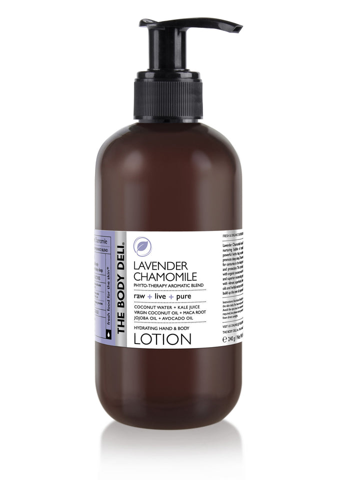 Cammomile lotion