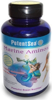 Marine Aminos Powerful Ocean Nutrition