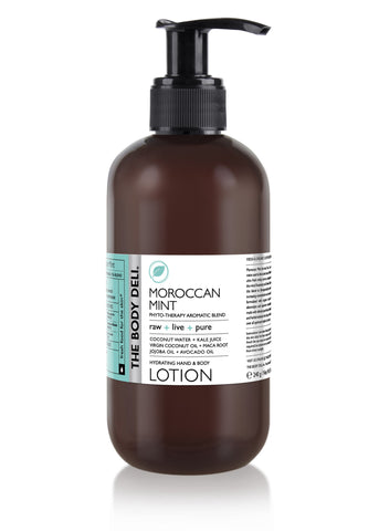 Moroccan Mint Lotion