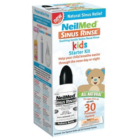Pediatric Sinus Rinse Starter Kit by NeilMed