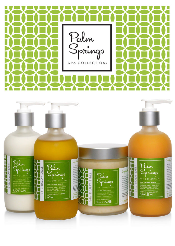 Palm Springs Collection Gift Set
