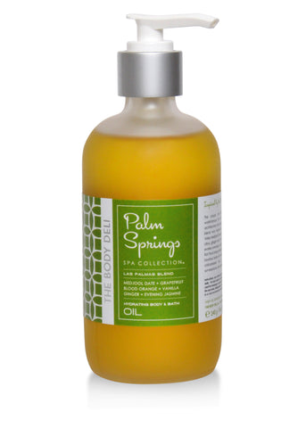 Palm Springs Body & Bath Oil
