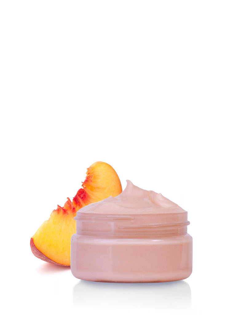 PEACHES & CREAM MASQUE (hydrating)