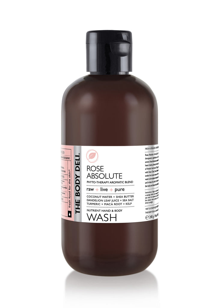 Rose Absolute Hand & Body Wash