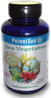 Sea Vegetables Powerful Ocean Nutrition
