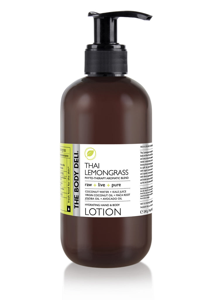Thai Lemongrass Lotion