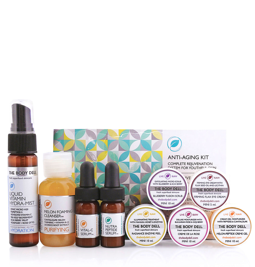 Anti-aging Facial Mini Kit