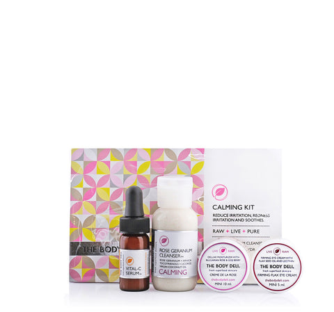 CALMING FACIAL MINI KIT