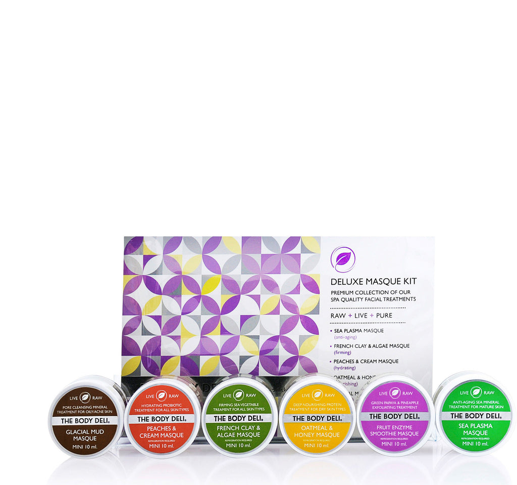 FRESH FACIAL MASQUE MINI KIT