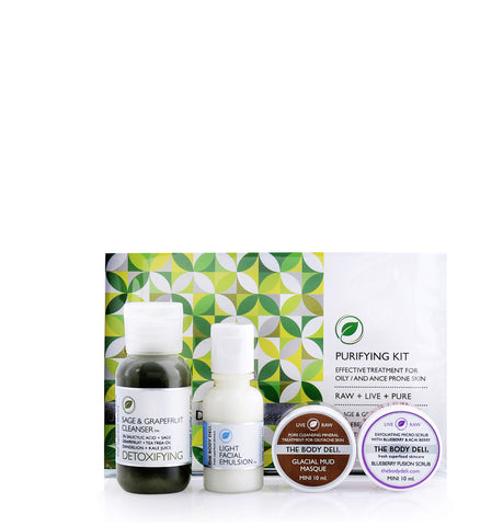 PURIFYING FACIAL MINI KIT