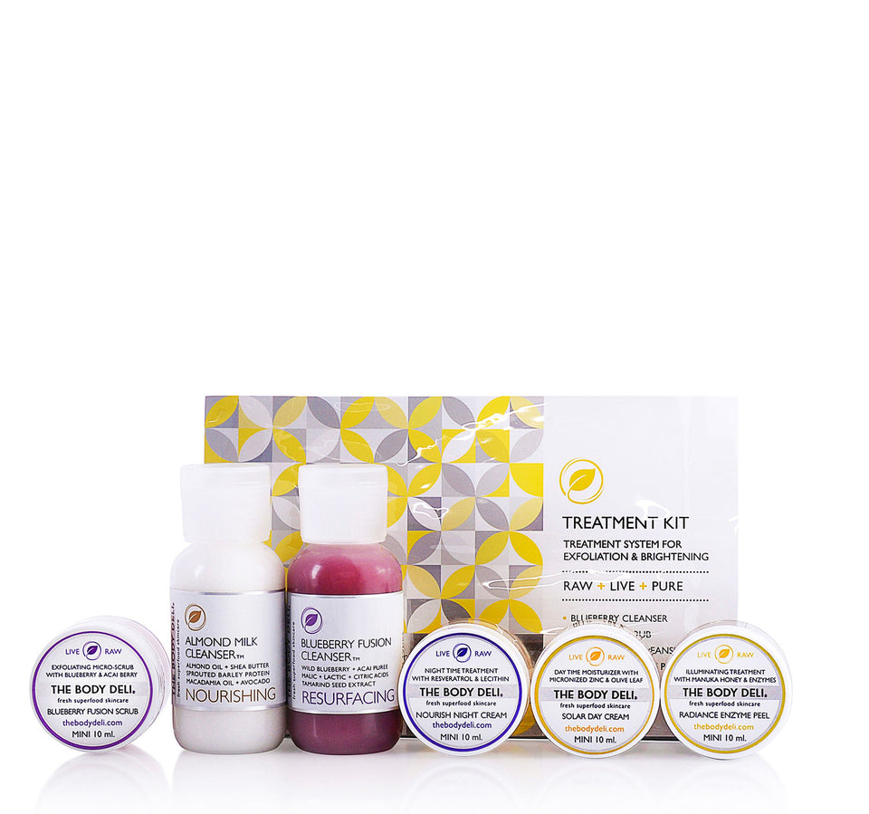 TREATMENT MINI FACIAL KIT